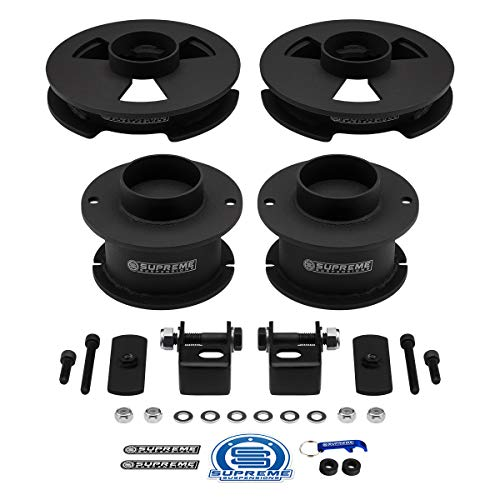 Supreme Suspensions - Full Lift Kit for Ram 2500 4WD 3