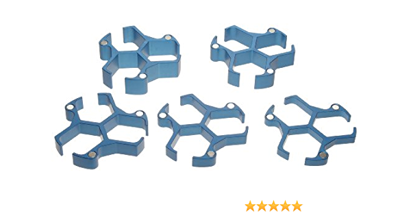 Royal Products 25200 3 Piece Standard Chuck Stop Set