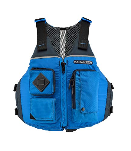 Astral Ronny Personal Flotation Device Deep Water Blue M/L