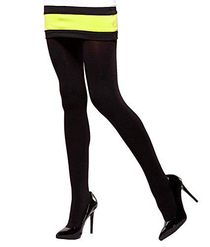 - DKNY Super Womens Opaque High Waist Control Top Tight, S, Black