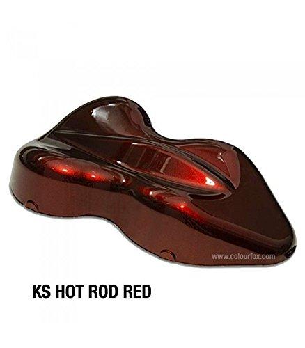 Custom Creative Kandy Concentrado Hot Rod Red - 150 ML (Solvente)