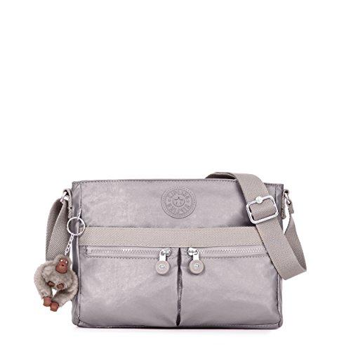 Kipling Women's Angie Solid Crossbody Bag (Kipling Handbags On Sale)