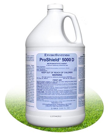 Turf Treatment ProShield 5000D Antimicrobial/Disinfectant 1 Gallon
