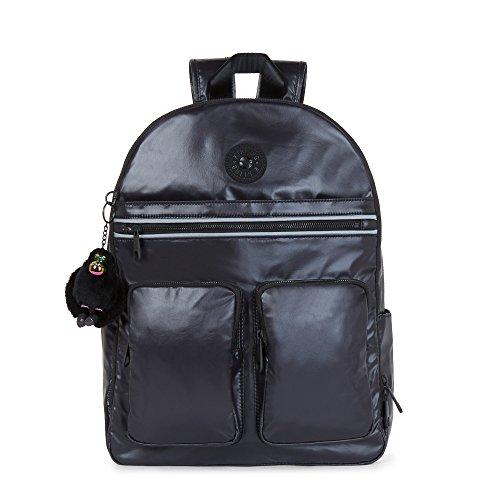 Kipling Women's Tina Large Laptop Backpack One Size Black by Kipling