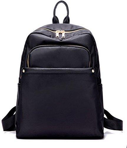 Viaggiano Che Borse Blu Zaini Nylon Tracolla Zainetto Scuola Di Voguezone009 Donne Ccaybo181434 A Nero tBqwIaF
