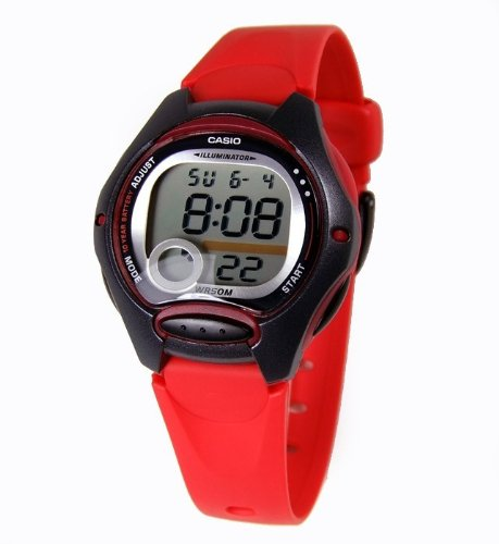 Casio Collection Kids daily alarm LW-200-4AVEF by Casio