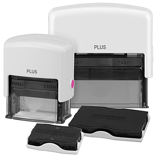 Plus Guard Your ID Stamp Set, 4 Piece Set