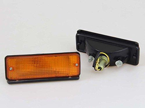 Turn Lights Lamps New Pair Fit TOYOTA COROLLA KE70 KE72 KE75 TE71 TE72 1979-1987