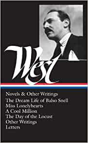 An analysis of californian dream in the day of the locust by nathanael west