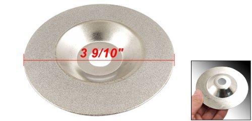 a12010600ux0172 Marmor Stein Diamant-Schleifscheibe, Korn 100, 3 10.9-Zoll-Modell: a12010600ux0172 Heimgeräte und Werkzeuge