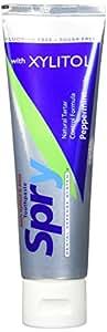 Spry Toothpaste Peppermint 4 oz (113 g) 4 Ounces