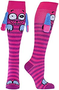 Giveaway: Women's Novelty Knee High Socks With Ears & Grippy Soles...