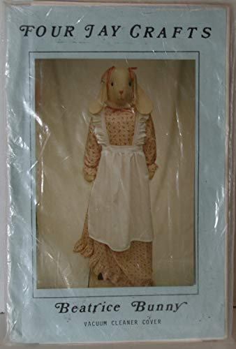 - Beatrice Bunny Vacuum Cleaner Covers Craft Pattern
