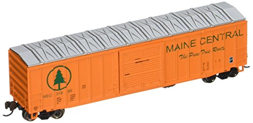 Bachmann Industries Maine Central ACF Outside Braced Sliding Door Box Car (N Scale), ()