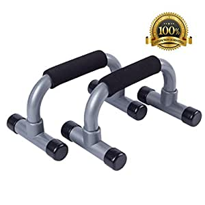 Training Fitness Equipment Foam Handles Push Up Bars Stands Push-Up Exercise