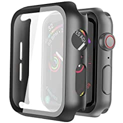 Misxi Black Hard Case Compatible with Ap...