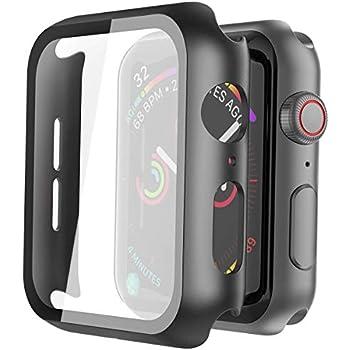 Amazon.com: Penom Case for Apple Watch Screen Protector ...