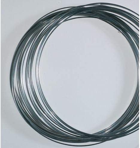 Silber efco Aludraht Aluminium 20x0.2x0.2 cm