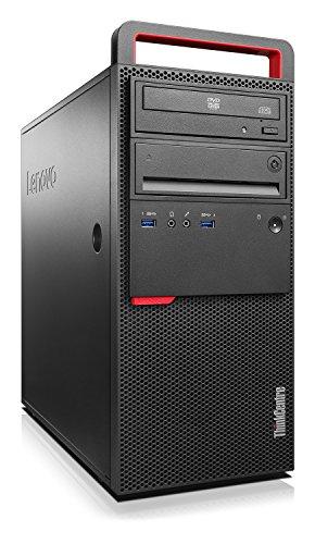 Lenovo ThinkCentre M900 Desktop Intel Core i5 8GB Memory 500GB Hard Drive Black 10FD0022US