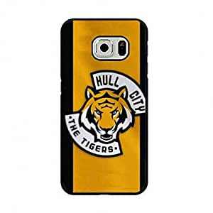 Hull City Association Football Club caja del teléfono,FC caja del teléfono,For Samsung Galaxy S7Edge Funda