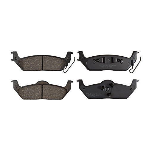 KFE Ultra Quiet Advanced KFE1012-104 Premium Ceramic REAR Brake Pad Set