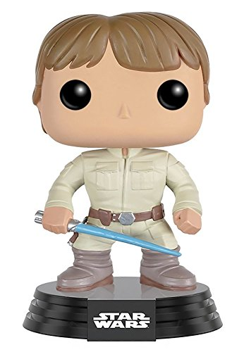 Funko POP Star Wars Bespin Luke Skywalker Action Figure with Lightsaber