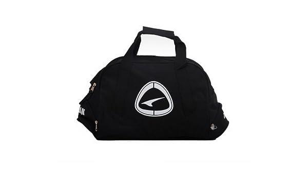ebbc769a0095 Black Duffle Bag Football Equipment Bag