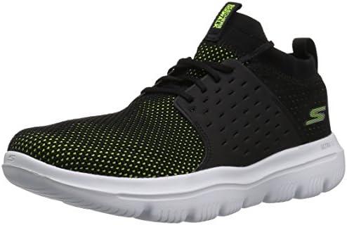 Men's SneakerBlacklime Go Walk Evolution Ultra Skechers Turbo y80nwvmNOP