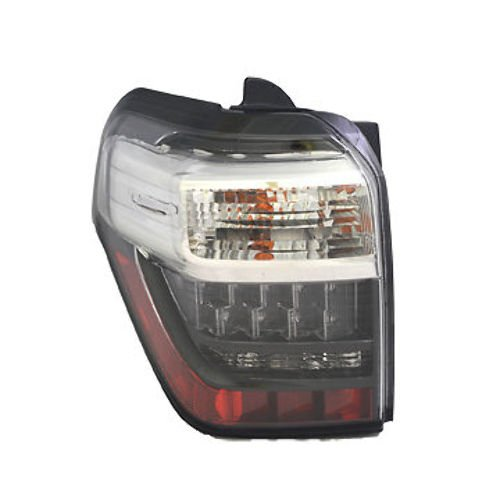 (TYC 11-6658-00 Left Replacement Tail Lamp for Toyota 4Runner (Pack of 1))