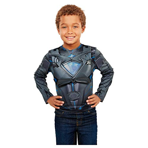 Power Rangers Deluxe Black Ranger Dress up Set