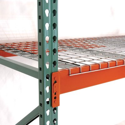 - AK Industrial Pallet Rack Wire Deck - 42in.D x 52in.W, Model# AK-WDU-42-52