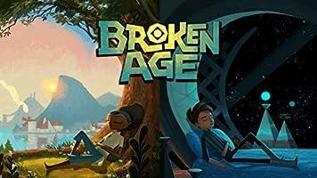 Broken Age - Nintendo Switch [Digital Code]