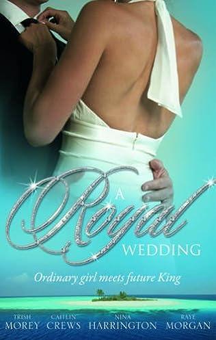 book cover of A Royal Wedding