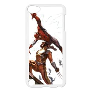 Spider Man And Wolverine Secret Invasion Comic iPod TouchCase White yyfabb-121470