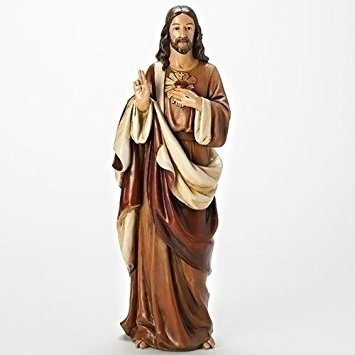 Heart Statue (Sacred Heart of Jesus 18