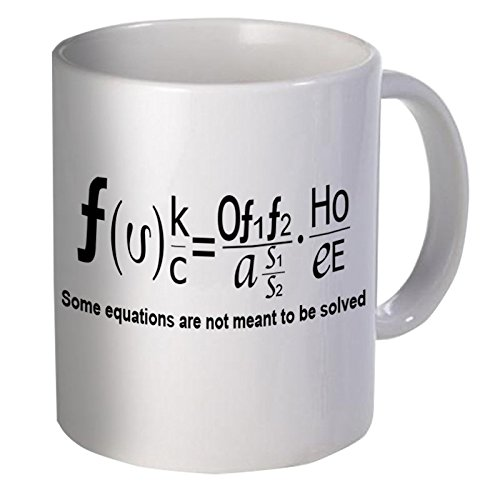 Best funny gift equations birthday product image