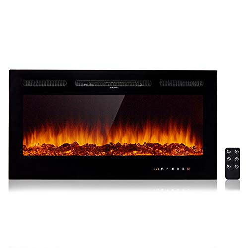 Cheap Amerlife Electric Fireplace 40