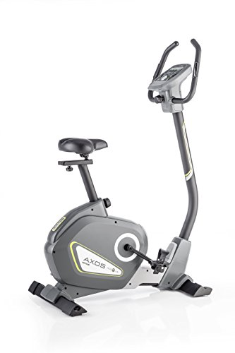 Kettler Heimtrainer Axos Cycle P-LA, Grau/Gelb, 07629-500