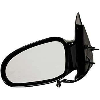 Partslink Number GM1320236 OE Replacement Saturn L-Series Driver Side Mirror Outside Rear View