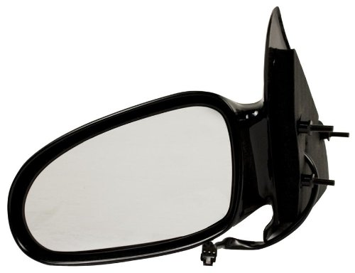 OE Replacement Saturn S-Series Driver Side Mirror Outside Rear View (Partslink Number GM1320207)