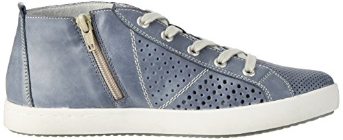 Remonte Damen D5272 High-top Blau (jeans / Jeans / 14)