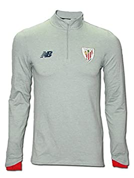 New Balance - Athletic Bilbao Sudadera GR 17/18 Hombre Color: Gris Talla: XL: Amazon.es: Deportes y aire libre