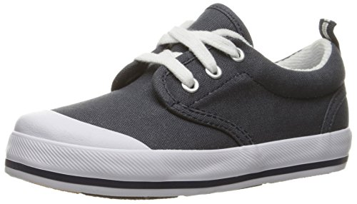Keds Graham Classic Lace-Up Sneaker (Toddler),Navy,5 M US Toddler
