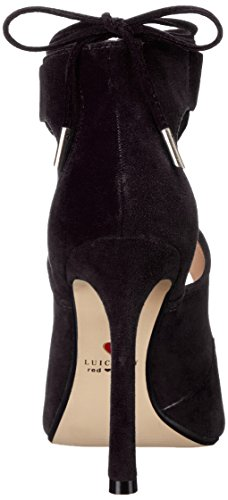 Up Women's Black Dress Pump Luichiny Here TCnFqwYT5