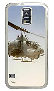 Samsung Note S5 CaseUs Marines Helicopter PC Custom Samsung Note S5 Case Cover Transparent