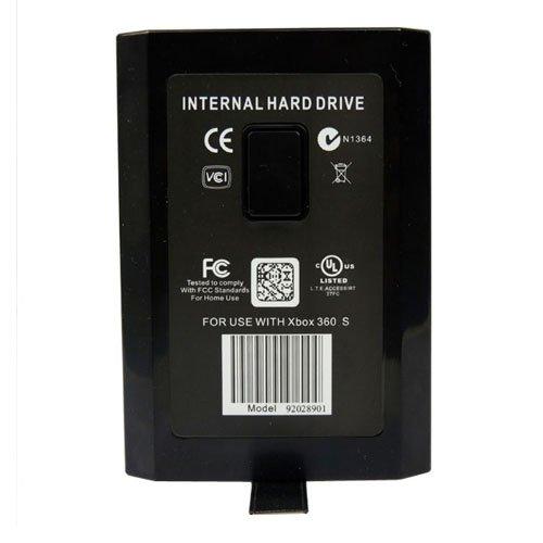 AGPtek 250G HDD Hard Disk Drive For Microsoft Xbox 360 Slim