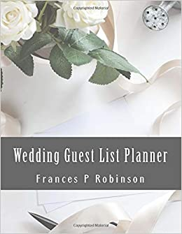 wedding guest list planner track your invites number attending