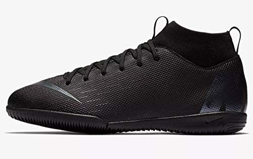 NIKE Jr. MercurialX Superfly VI Academy Little/Big Youngsters' Indoor/Court Soccer Shoe – DiZiSports Store