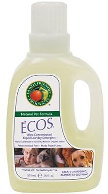 Earth Friendly Products Petastic ECOS Pet Laundry Detergent