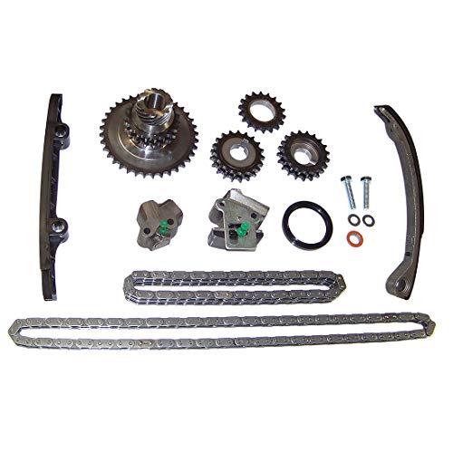240sx Timing Chain Nissan - DNJ TK622 Timing Chain Kit for 1991-1998 / Nissan / 240SX / 2.4L / DOHC / L4 / 16V / 2389cc / KA24DE